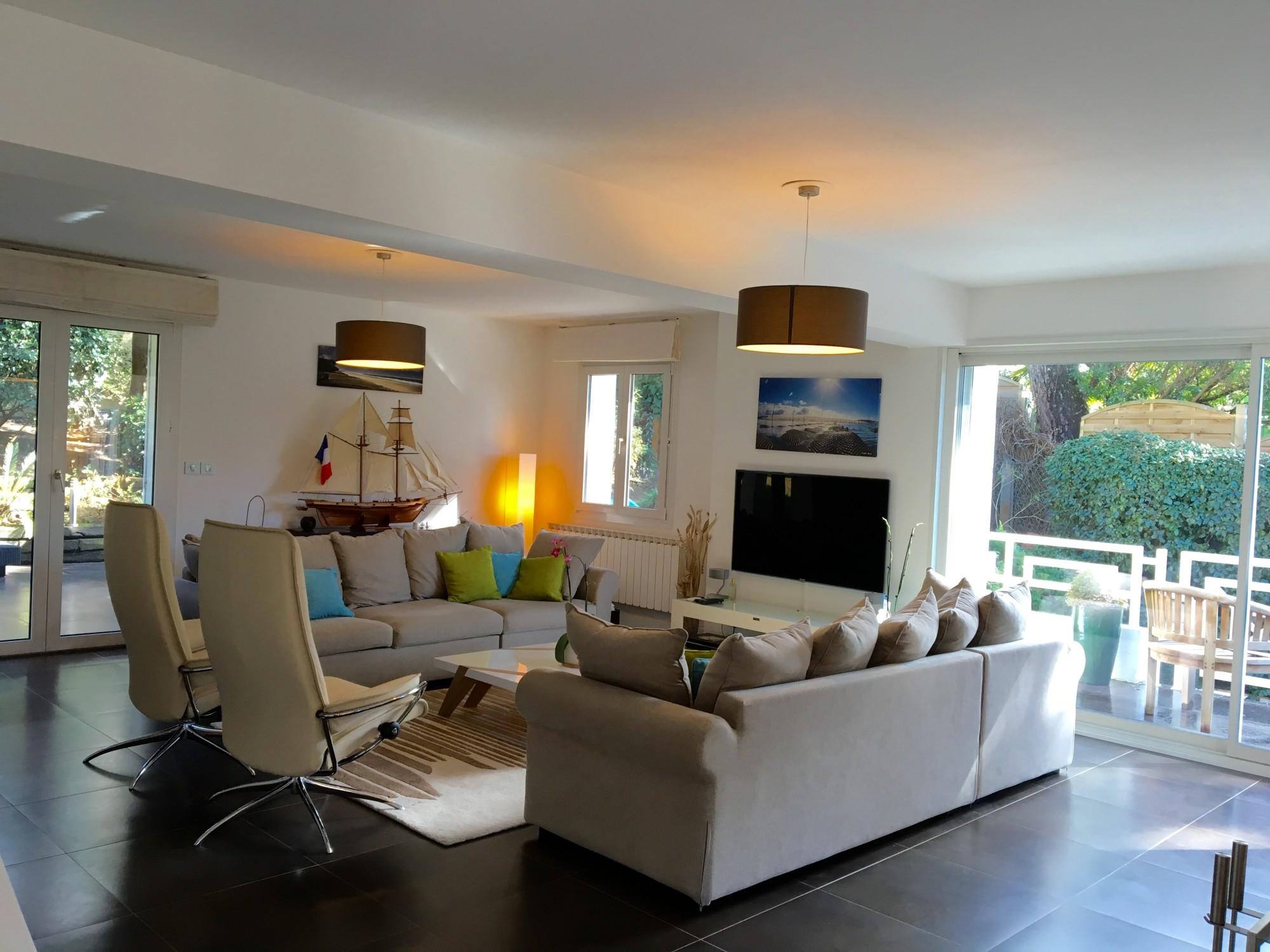 Achat maison pyla sur mer moulleau magnifique villa for Achat maison arcachon