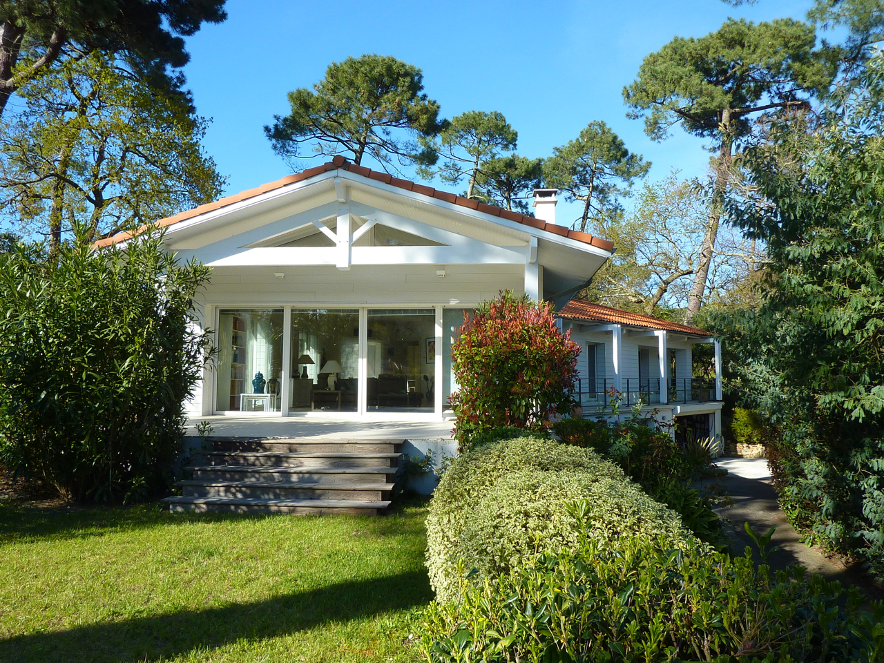 Acheter une villa arcachon barnes bassin d 39 arcachon for Acheter une villa