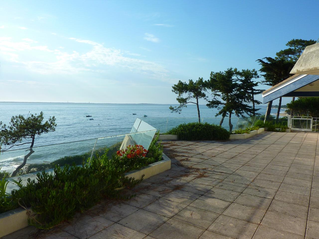Pyla Sur Mer Villa Premi Re Ligne Avec Piscine Vue