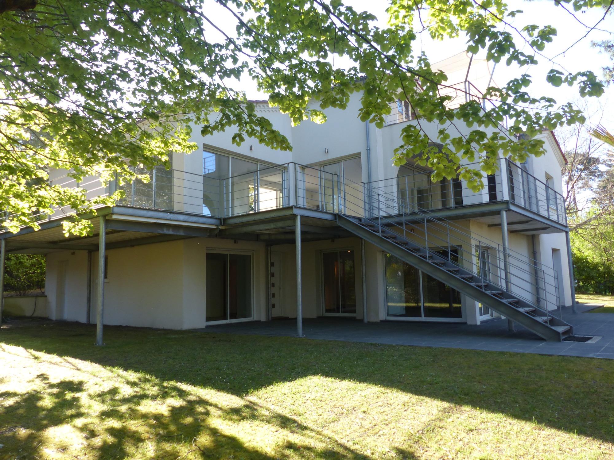 Achat maison pyla sur mer grande villa d 39 architecte for Achat maison 58