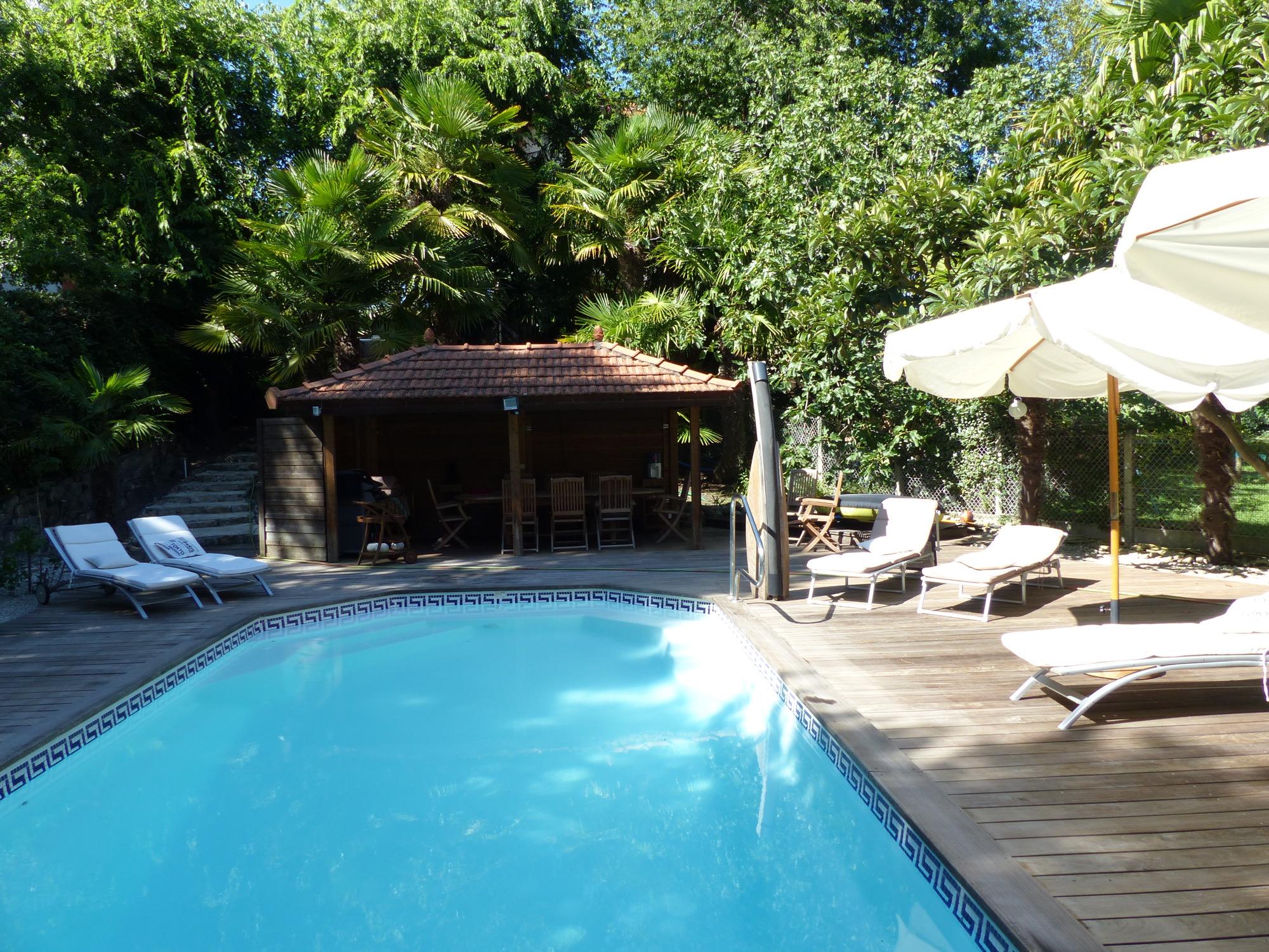 Vente arcachon belle demeure avec piscine barnes bassin - Camping bassin d arcachon avec piscine ...