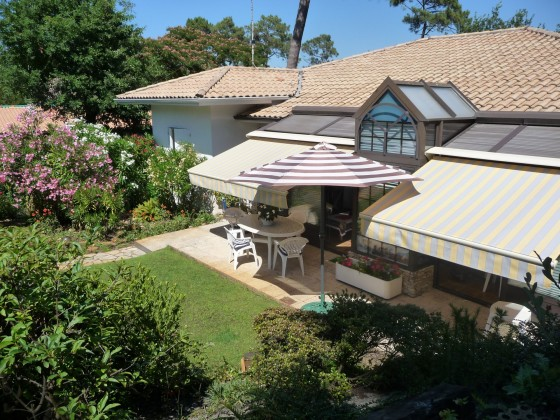 Maison avec beaucoup de potentiel, idéale pour habiter à l'année au Pyla sur mer 33115