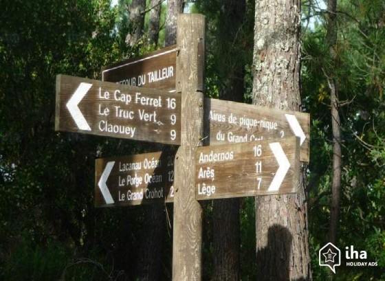 Découvrir Le Moulleau, le Pyla ou les villages du Cap Ferret