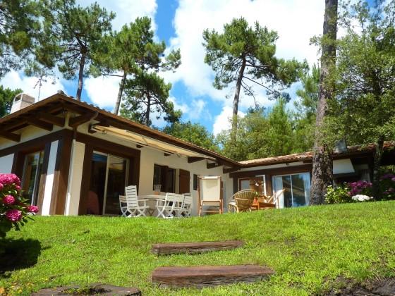Typique villa GAUME vendue par BARNES PYLA SUR MER