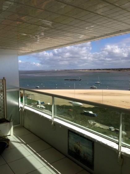 Arcachon, appartement de 3 pièces avec jolie terrasse vue mer