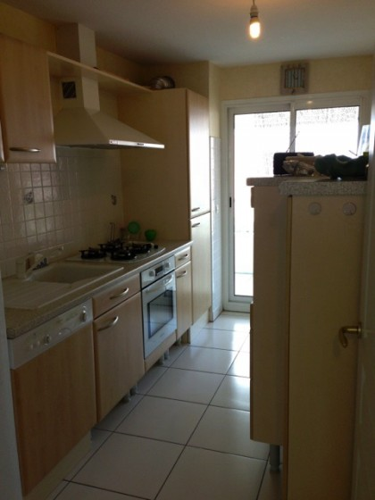 Appartement vue mer avec cuisine indépendante et équipée ARCACHON 33120