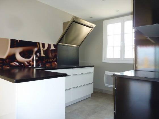 Appartement de 48 m2 en excellent état avec vue mer à vendre Arcachon 33120