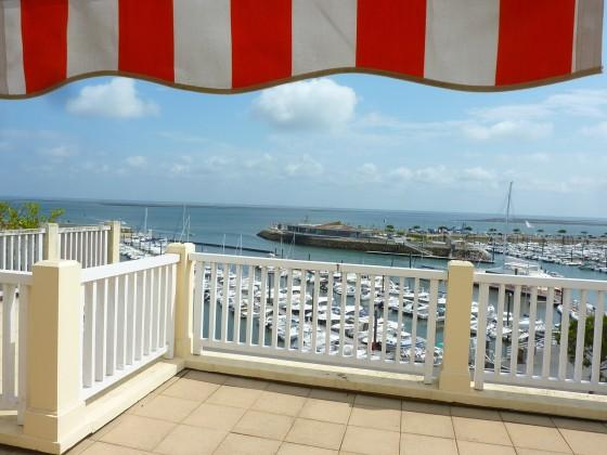 Bel appartement vue mer à vendre Arcachon