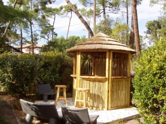 A louer à quelques mètres de la plage, EN SECONDE LIGNE, deux villas indépendantes avec 3 chambres chacune et piscine PYLA SUR MER BASSIN D'ARCACHON 33115