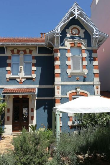Authentique villa arcachonnaise des années 30 à vendre Arcachon centre
