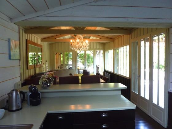 a acheter villa au Cap ferret dans le style des petits mouchoirs