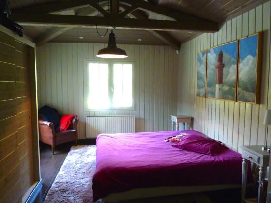 maison en bois a vendre au Cap Ferret