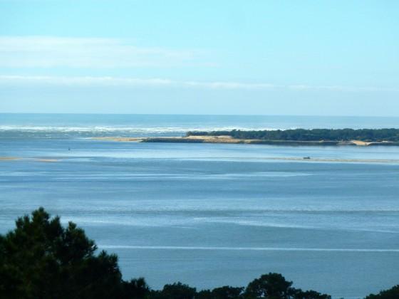 A vendre Pyla sur Mer, villa avec magnifique vue sur l'eau