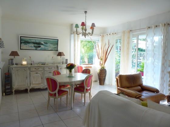 Jolie villa de plain pied avec 3 chambres à vendre secteur Péreire Arcachon