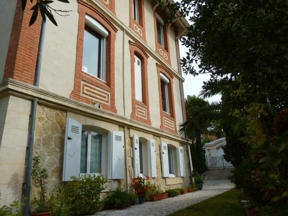 Belle demeure début de siècle à vendre dans le prestigieux quartier de la VILLE D'HIVER, le quartier aux villas classées VILLE D'HIVER d'ARCACHON