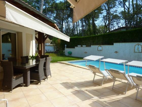 Villa traditionnelle de 4 chambres à proximité des plages A VENDRE BARNES BASSIN D'ARCACHON