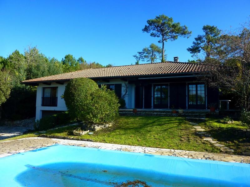Acheter une maison de vacances en bois cap ferret la vigne for Acheter une maison en bois