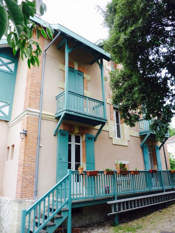 À vendre en VILLE D'HIVER à ARCACHON belle et vaste maison de caractère avec 7 chambres