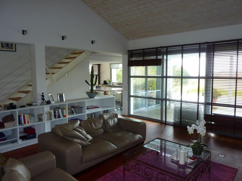 Beaucoup d'espace dans cette magnifique villa moderne à acheter Bassin d'Arcachon