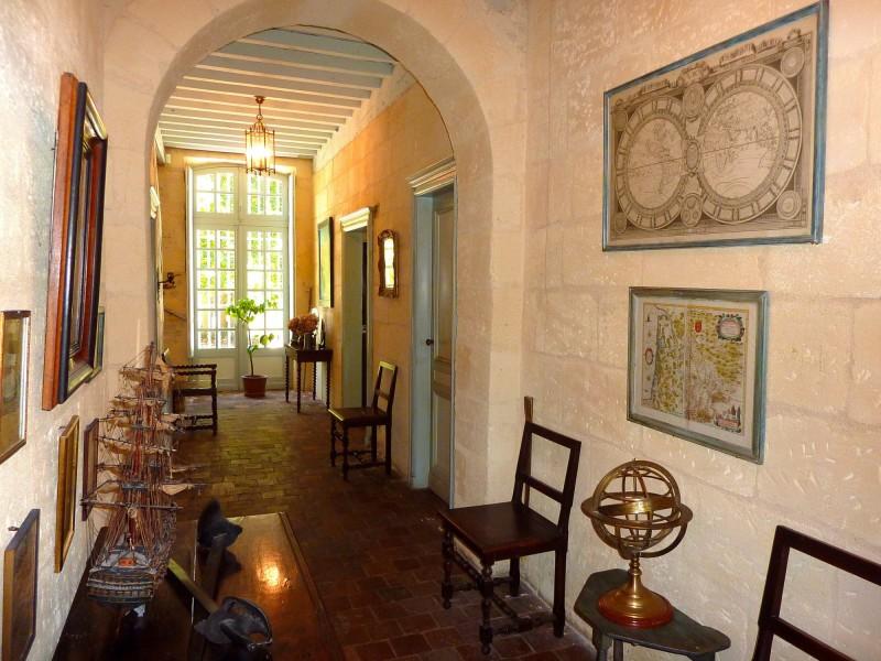 Exceptionnelle demeure historique avec somptueuses pièces de réception à vendre sur le Bassin d'Arcachon