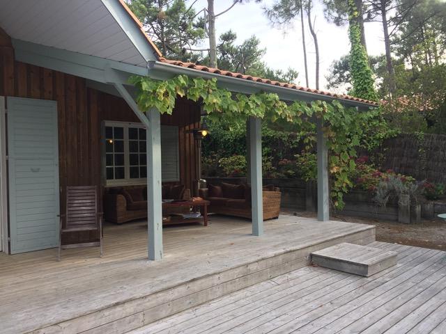 Belle villa bois du Bassin d'Arcachon