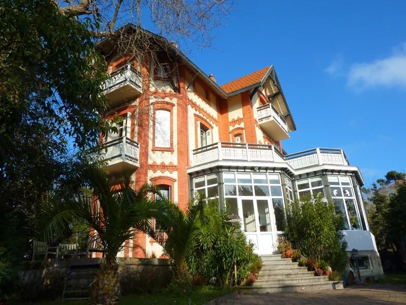 Vente belle maison arcachonnaise