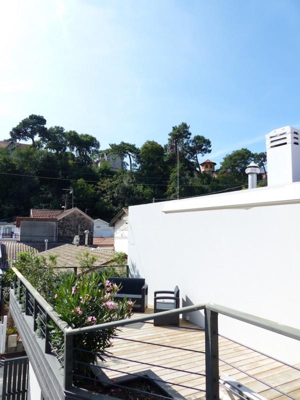 loft atypique vue sur les toits ARCACHON
