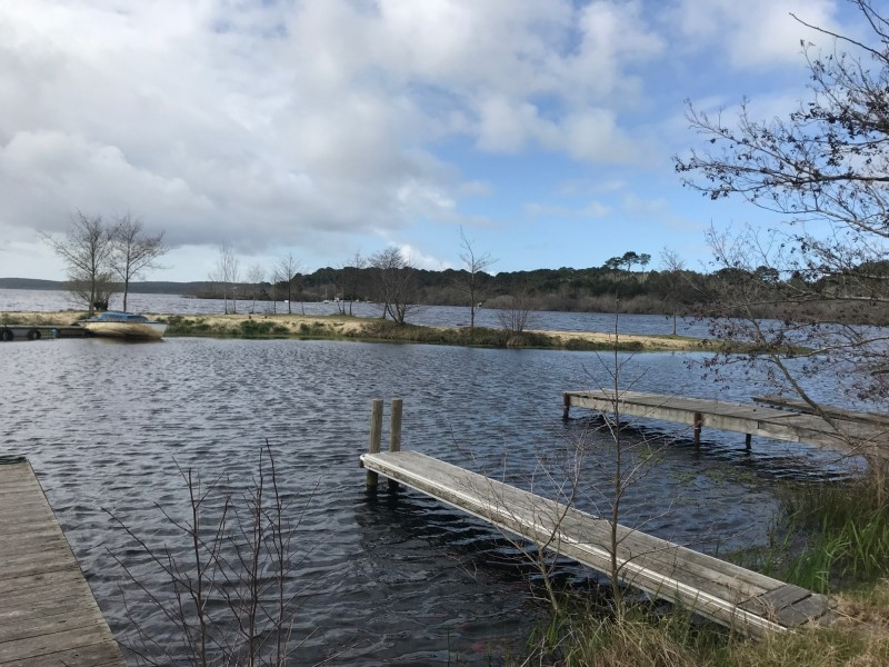 achat villa sur le lac de BISCAROSSE